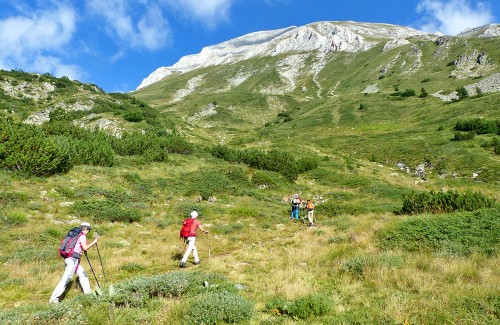 pirin mountains hiking tours, bulgaria