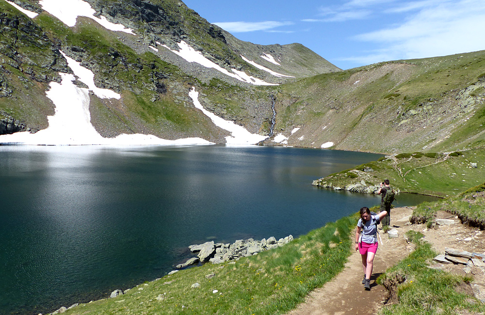 hiking and culture tours of bulgaria; the seven rila lakes