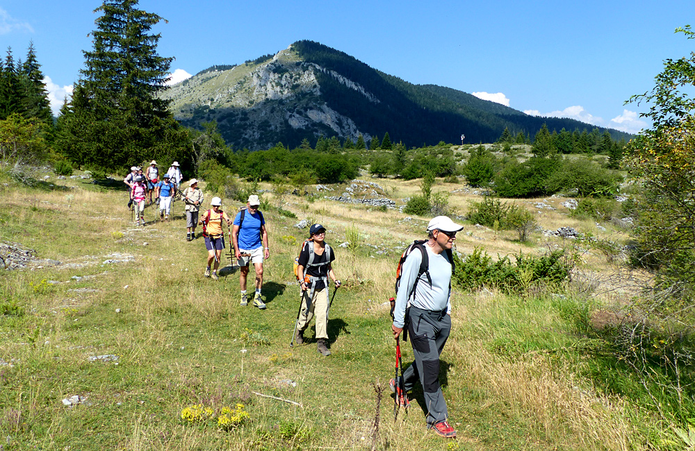 guided hiking tours in bulgaria, rhodope mountains