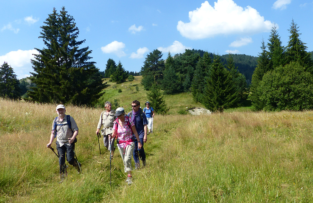 guided and self-guided walking in the rhodopes, bulgaria
