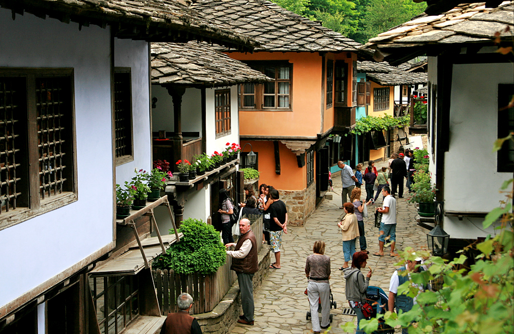kultur- und wanderreisen in bulgarien, etara freilichtmuseum