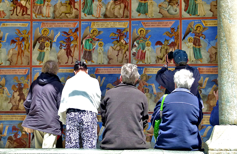 guided culture and history tour of bulgaria