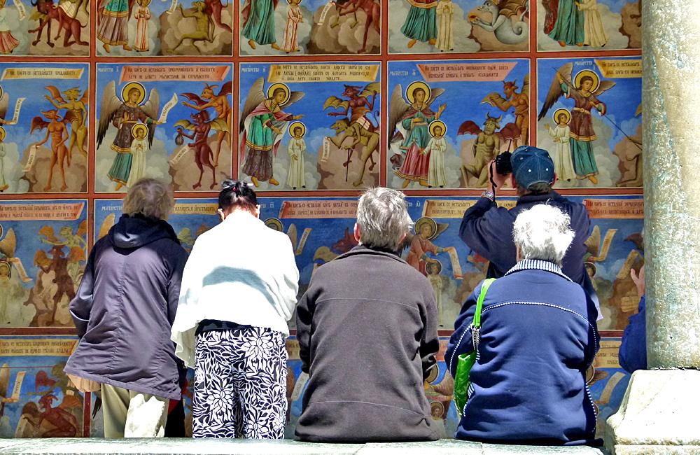 kultur- und wanderreisen in bulgarien, rila-kloster