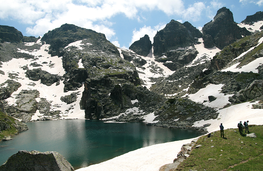 Scary lake, Rila mountain