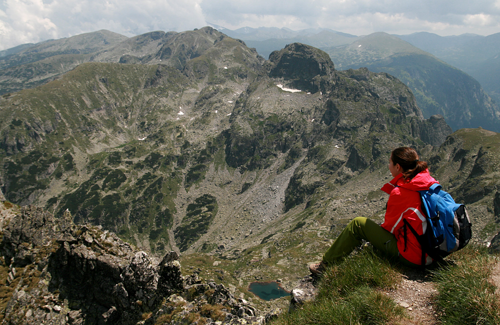 hiking tour in rila mountains to malyovitsa peak