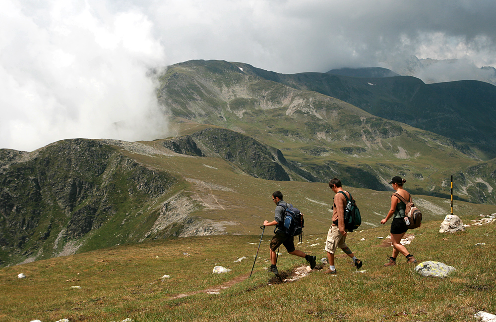 hiking tours in rila, climbing malyovitsa peak