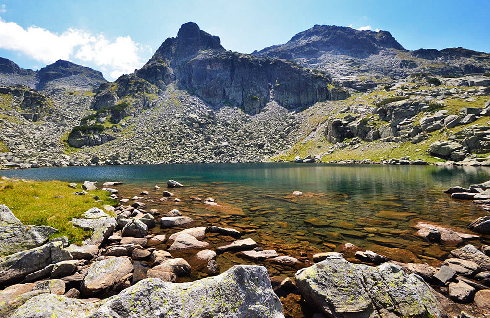 rila mountains trekking, bulgaria