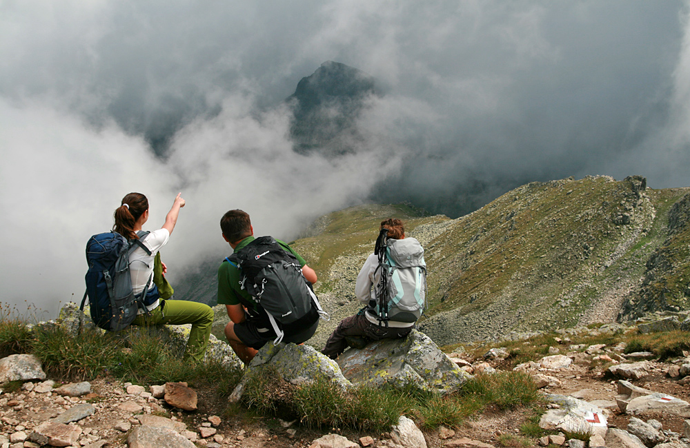 rila mountains hiking and trekking