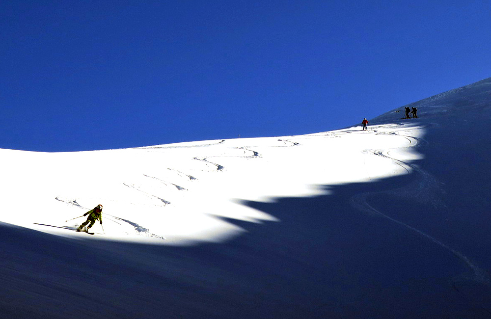 ski touring and backcountry skiing in bulgaria