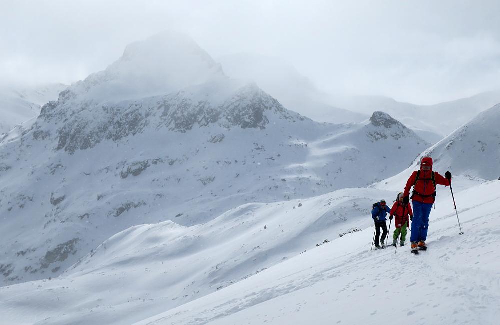 skibergsteigen und skitourengehen in bulgarien, rila und pirin bergen