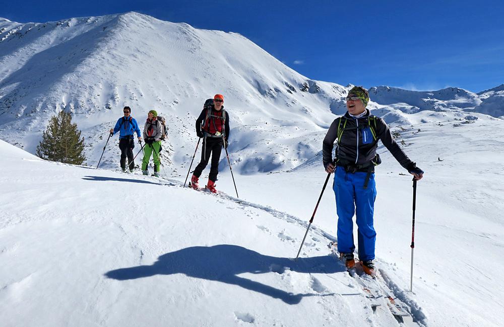 skibergsteigen und skitourengehen in bulgarien