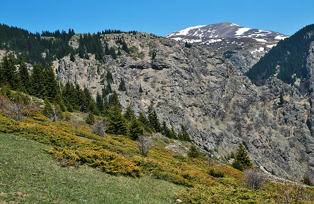 balkan mountains trekking tours in bulgaria