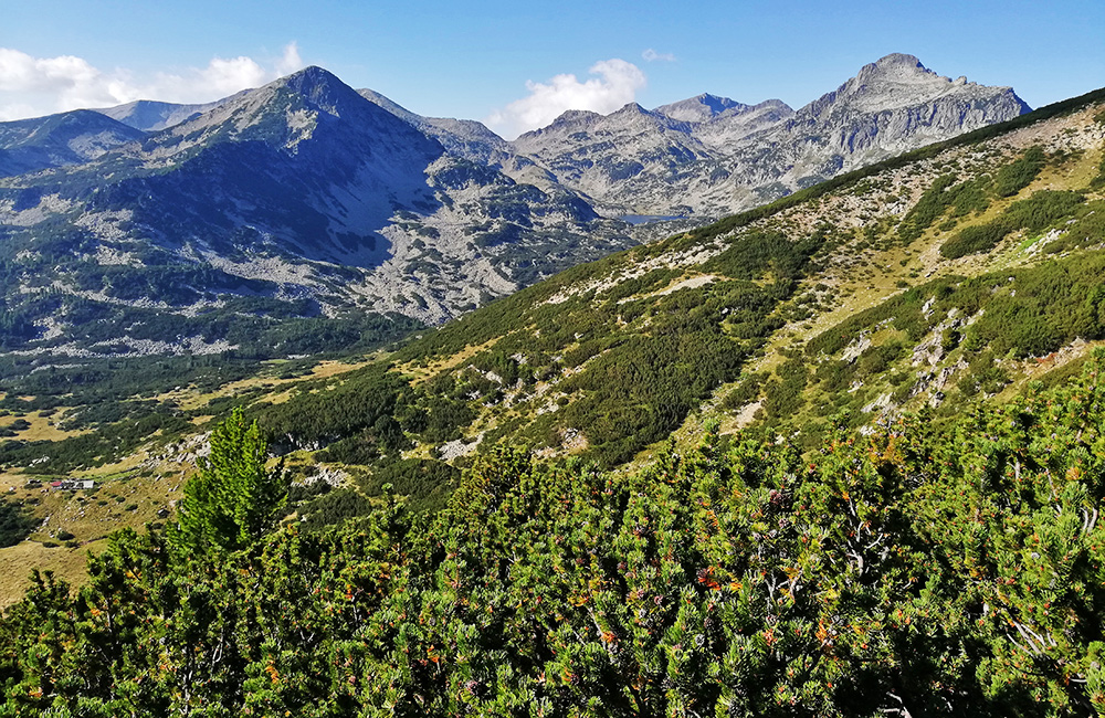 pirin mountains rambling trips