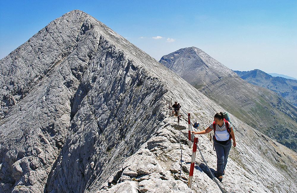 trekking tours in the pirin mountains, bulgaria