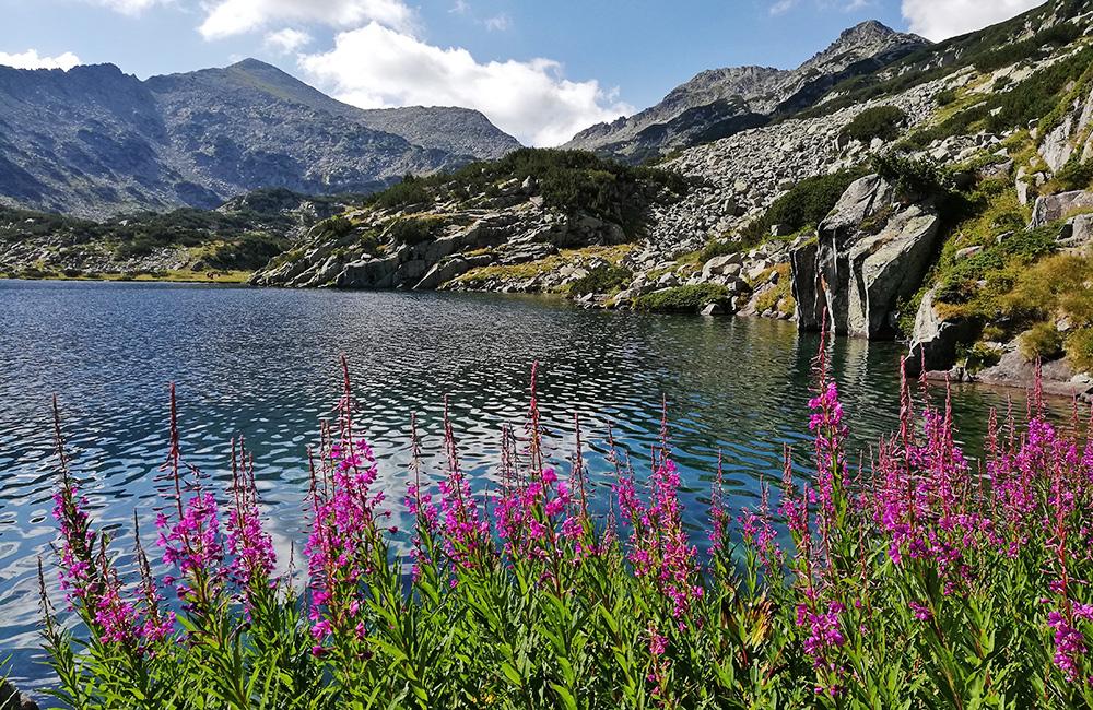 escursioni e gite trekking, montagne pirin in bulgaria