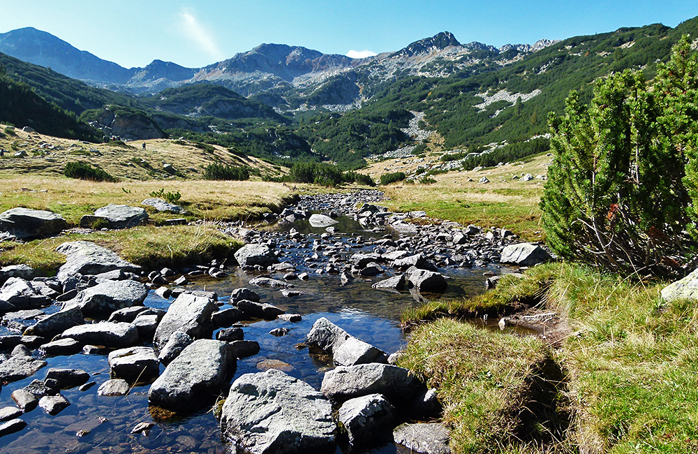 pirin mountains trekking tours and trips, bulgaria