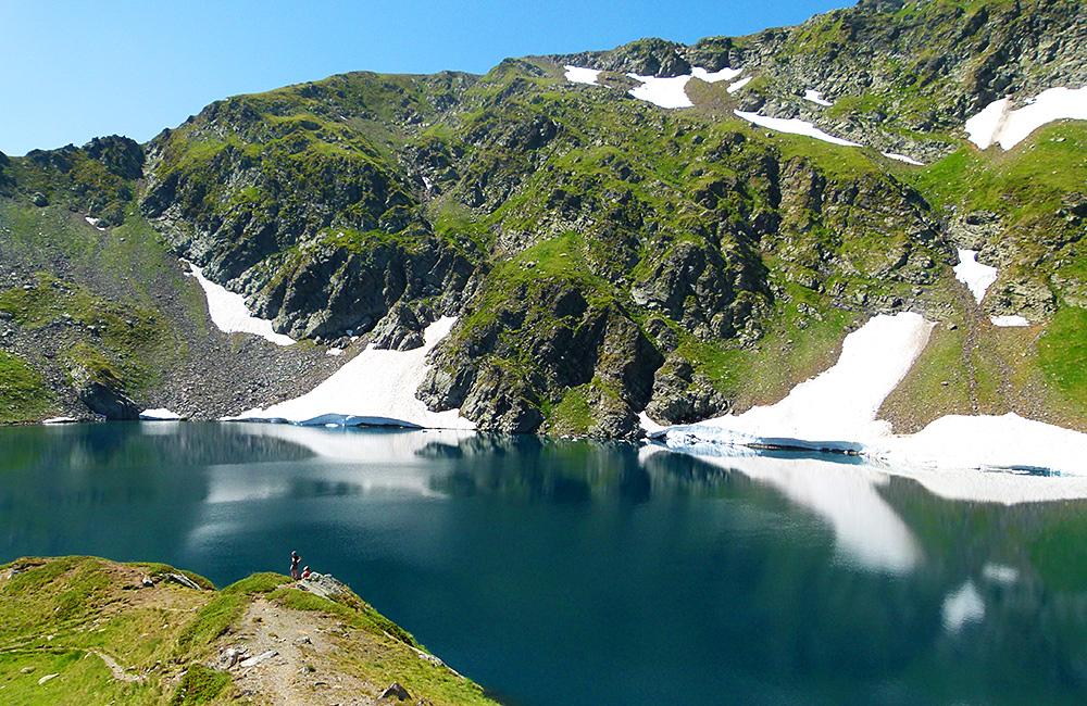 Paseos y caminatas Bulgaria Montaña de Rila