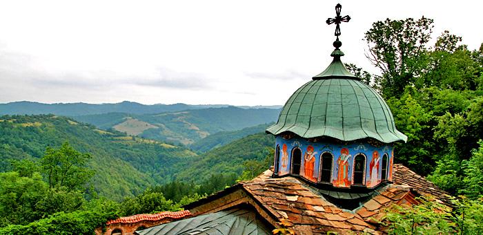 montañas e historia senderismo y trekking en bulgaria