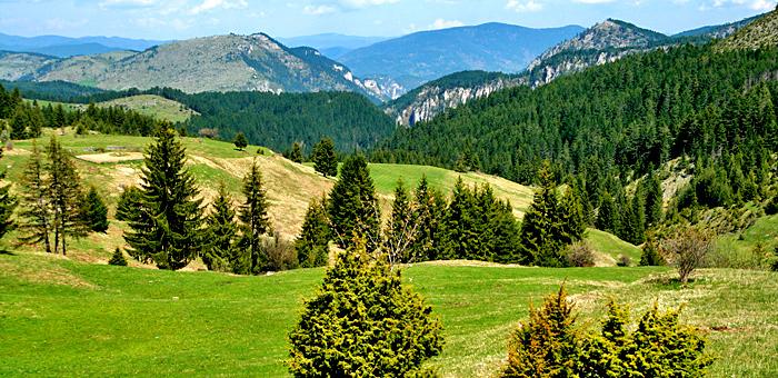randonnée liberté à pied à rila et rhodope, bulgarie