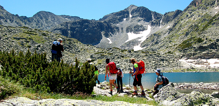 wanderreisen individuell in den rila- und pirin-bergen, bulgarien