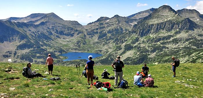 senderismo y trekking en pirin y rila, bulgaria