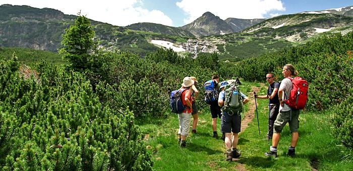 wander- und trekkingtour in den bergen rhodope, pirin und rila, bulgarien