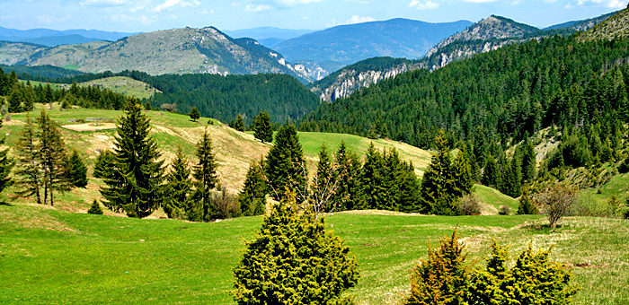 trekking individuale nelle montagne rodope e rila, bulgaria