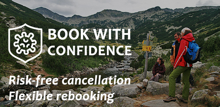 book hiking tour in bulgaria with confidence